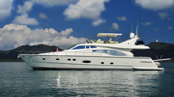 Double Issue Charter Boat Phuket