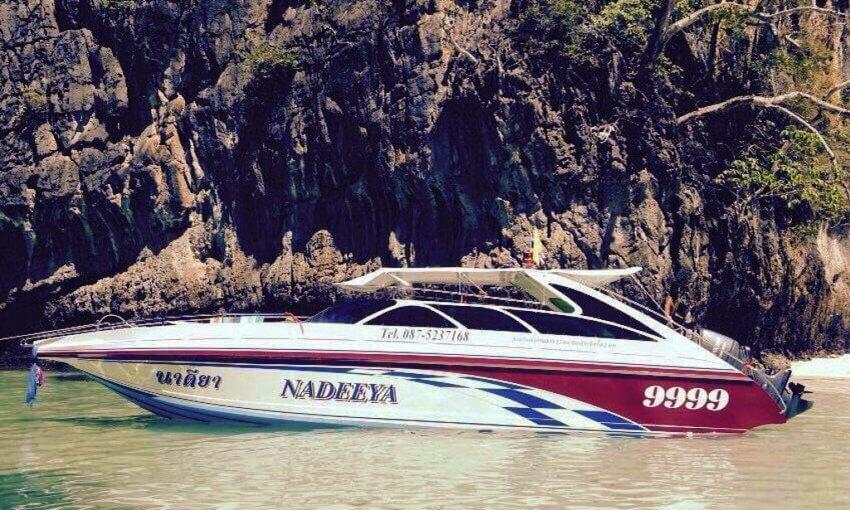 Phuket Speedboat for Hire