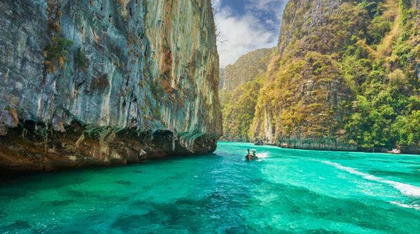 Loh Samah Bay Phi Phi Islands