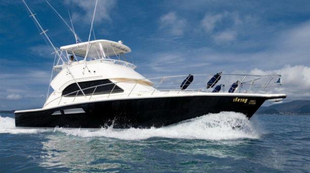 Reelblue Boat Charter Phuket