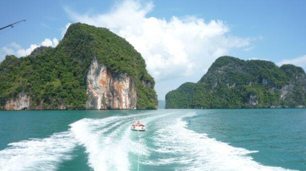 Speedboat Tour to Krabi