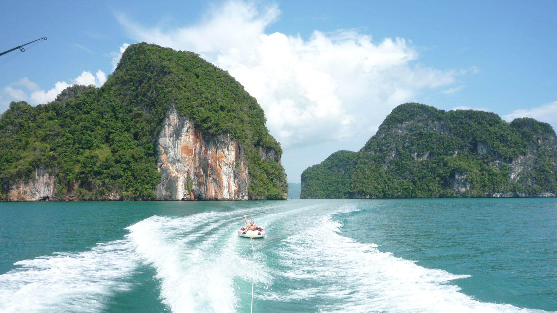 Private Speedboat Charters from Phuket