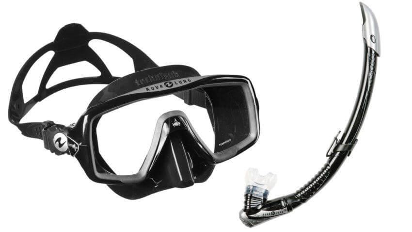 Ventura Mask and Zephyr Snorkel Set