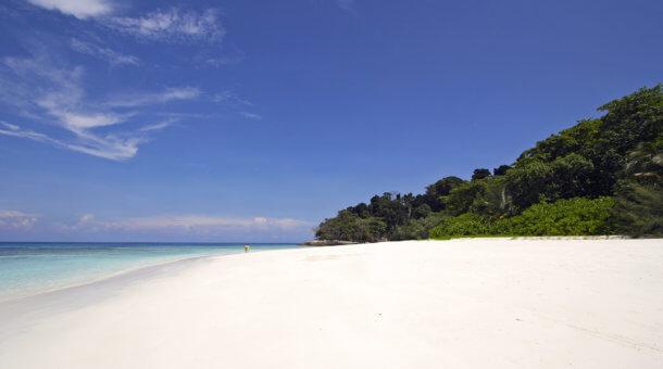 Koh Tachai Island