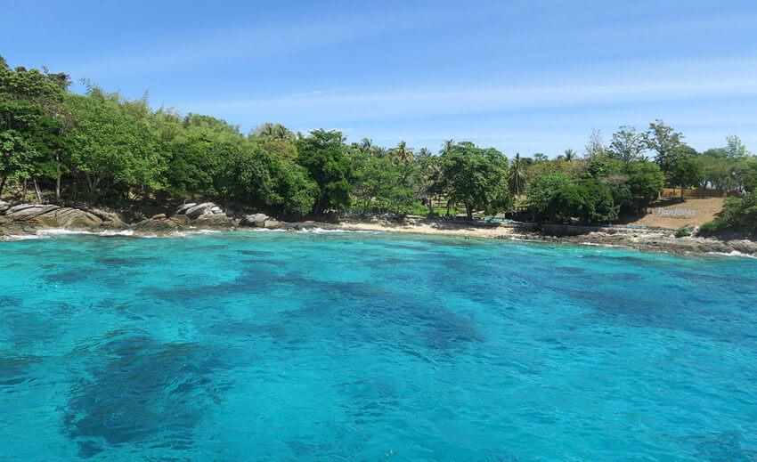 Racha Yai Island near Phuket