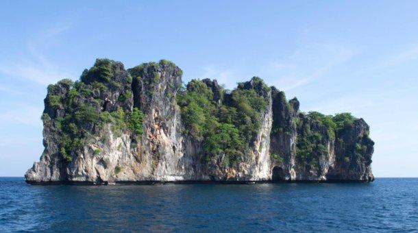 Koh Doc Mai Island near Phuket