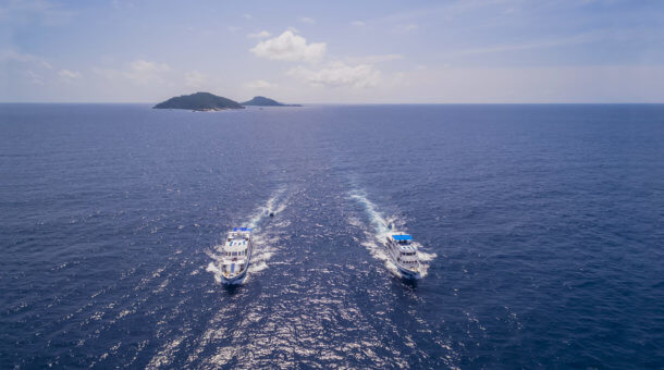 The Best Thailand Liveaboard to the Similan Islands