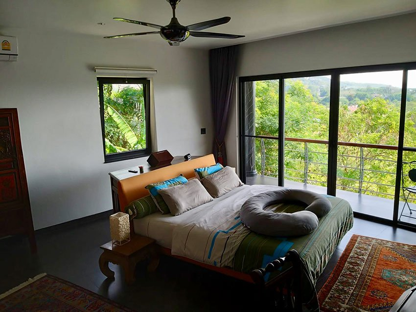 Bedroom Rawai Villa