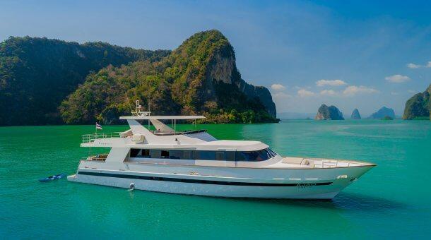 Ajao Luxury Boat Charter