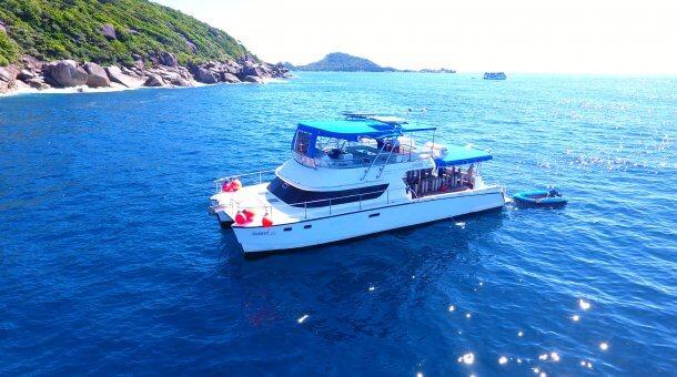 Similan Day Trip Diving