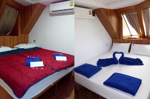 Bavaria Liveaboard - Deluxe Cabins