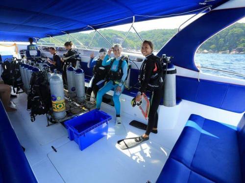 Blue Dolphin - Speedboat Charter