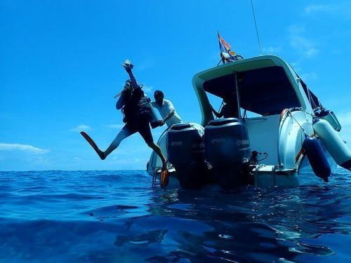 Noreen - Giant Stride Entry Boat Charter Phuket