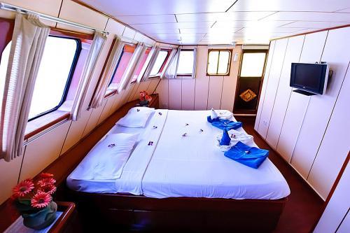 Deep Andaman Queen - Master Cabin