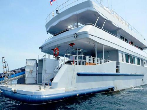 DiveRACE Class E - Dive Deck