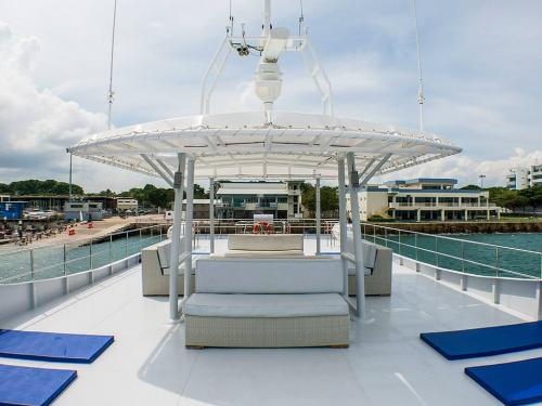 DiveRACE Class E - Sun Deck