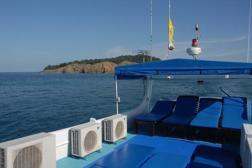 Dolphin Queen - Sun Deck