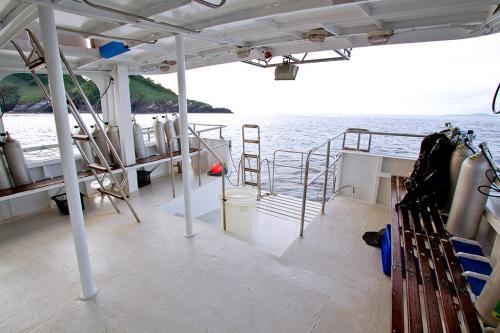 Giamani - Dive Deck