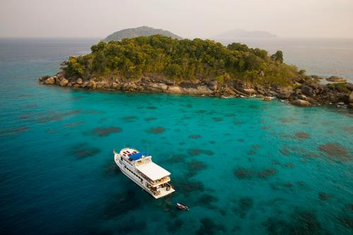 Pawara in the Similan Islands