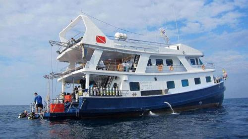 PeterPan Thailand Liveaboard