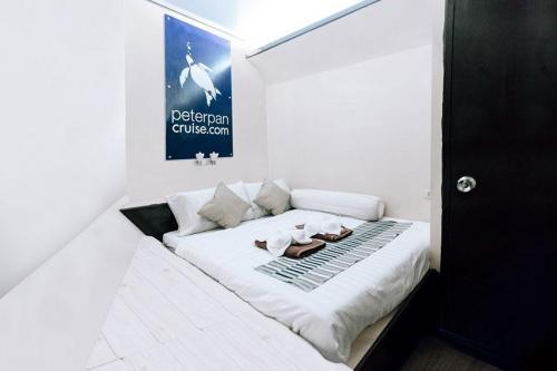 PeterPan Standard Double Bed Cabin Lower Deck C1, C2