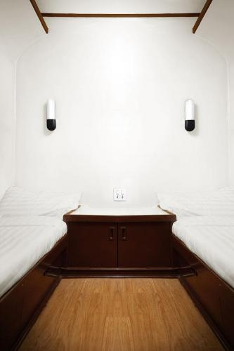 PeterPan Standard Twin Bed Cabin Lower Deck C3
