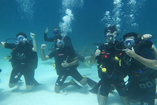 Discover Scuba Diving with Sunrise Divers Phuket