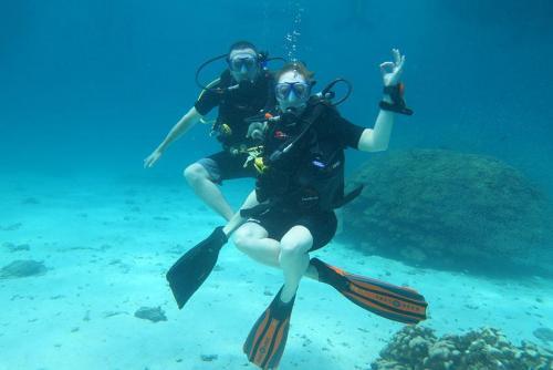 First Time Scuba Diving Phuket