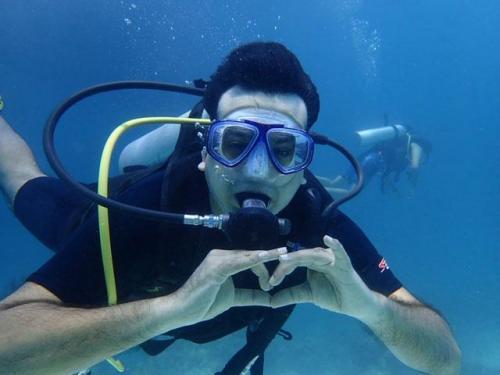 Phuket Thailand Discover Scuba Diving