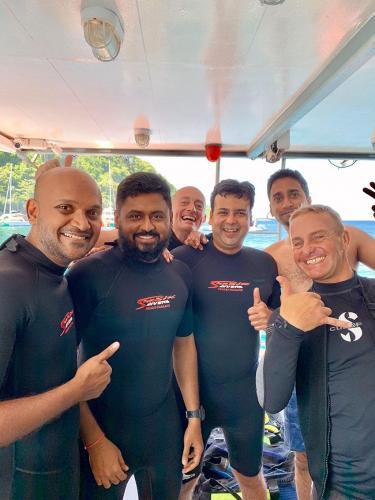 Sunrise Divers at Racha Yai Island