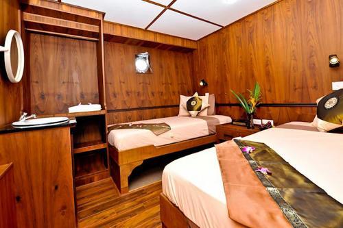 Raja Manta - Standard Cabin