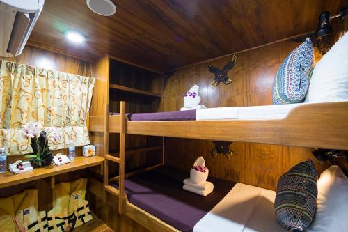 Sawasdee Fasai - Deluxe Cabin