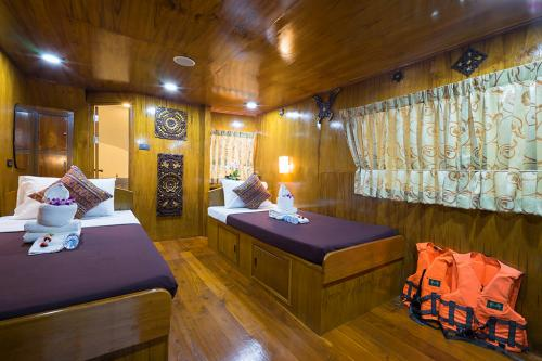 Sawasdee Fasai - Master Twin Cabin