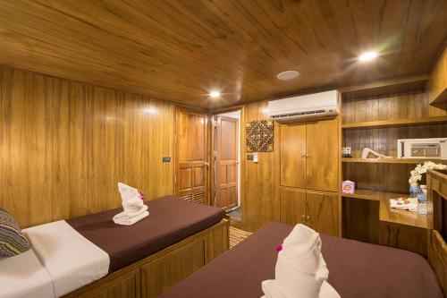 Sawasdee Fasai - Standard Twin Cabin