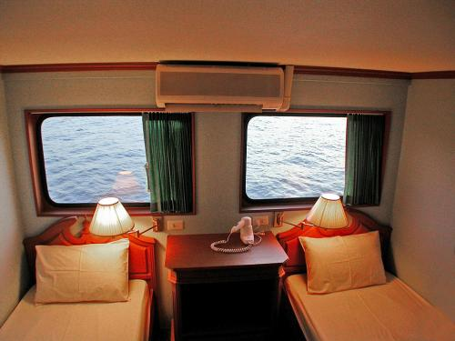 South Siam Liveaboard - Twin Cabin