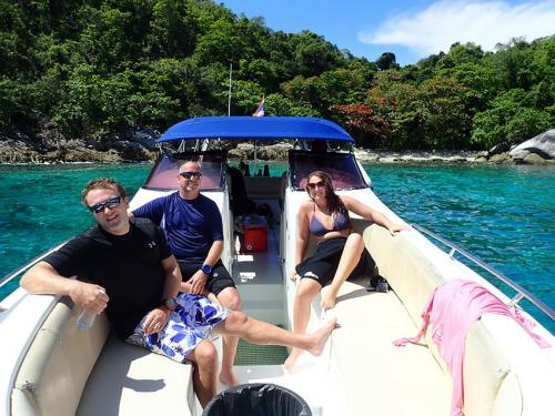 Racha Noi Private Speed Boat Charter