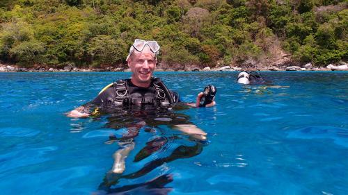 Diving at Racha Noi