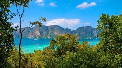 Phi Phi Islands Scenery